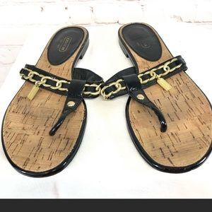 COACH Rizzo Sandals